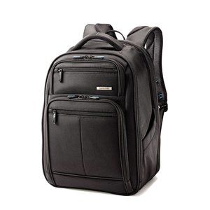 Samsonite Novex Perfect Fit Laptop Black Backpack